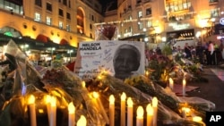 南非举行各种悼念活动纪念曼德拉