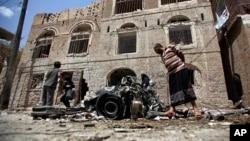 Desde marzo de 2015, la coalición liderada por Arabia Saudita lleva a cabo una operación militar en Yemen.