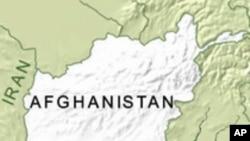 阿富汗地圖