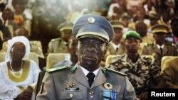 Pemimpin kudeta Kapten Amadou Sanogo (Foto: dok),