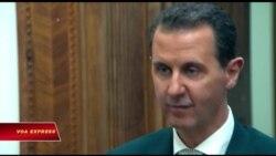Assad: Tấn công hóa học là 'tin bịa đặt 100%'
