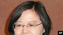台灣民進黨主席蔡英文(資料照片)