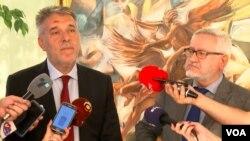 Драган Ѓорѓиев и Ангел Димитров, претседатели на Комисијата