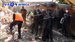 Mali: Umwana w'Imyaka 4 Yakuwe mu Bisigazwa by'Inzu Ari Muzima i Bamako