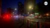 Exteriores del edificio de las Naciones Unidas en Nueva York está protegido por un perímetro de seguridad este lunes 20 de septiembre de 2021. [Foto: Celia Mendoza]