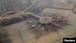 فرودگاه کراچی در پاکستان، عکس از آرشیو