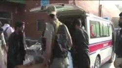 塔利班襲擊巴基斯坦空軍基地