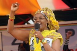 Thomas Chiripasi Reports First Lady Grace Mugabe's Rally Mashonaland Central