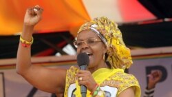 Thomas Chiripasi Reports First Lady Grace Mugabe's Rally Mashonaland Central