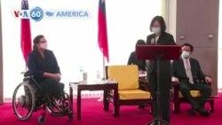 ভিওএ 60 আমেরিকায় স্বাগত: যুক্তরাষ্ট্র তাইওয়ানকে সাড়ে সাত লক্ষ ভ্যাকসিন দিচ্ছে