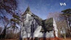 VOA英语视频: 把教堂变成一座住宅