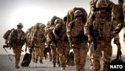 په افغانستان کې د نېټو عسکر