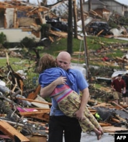 Amerikaning Missuri shtatida tornado 116 odamni hayotdan olib ketdi
