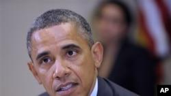 Pour Barack Obama, le Congrès n'a rien fait pour préserver les emplois dans le secteur de l'éducation