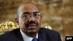 Omar el-Béchir, président du Soudan, au Caire, le 22 février 2009.