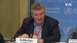 世衛組織:很難預測新冠病毒疫情發展