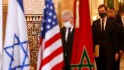美國政府政策立場社論:摩洛哥恢復與以色列的外交關係