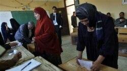کارتر: ارتش مصر تمایلی به رها کردن قدرت ندارد