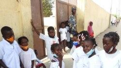 Professores no Namibe aderem a greve - 2:44