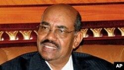 Shugaba Omar el-Bashir na Sudan