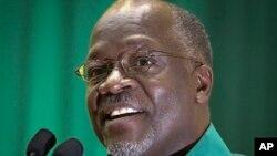 Rais John Pombe Magufuli