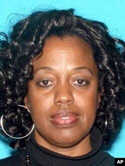 Karen Elaine Smith, la profesora de educación especial asesinada en su clase de la escuela primaria North Park de San Bernardino, California.