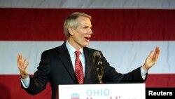 Rob Portman, Senator nga Ohajo