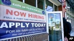Aviso de contratação