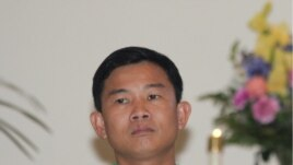 Linh mục Đinh Hữu Thoại.