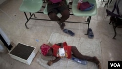 Epidemi Kolera a ann Ayiti: 253 moun mouri, plis pase 300 lòt enfekte