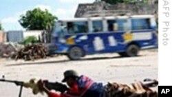 索马里战斗造成至少33人丧生