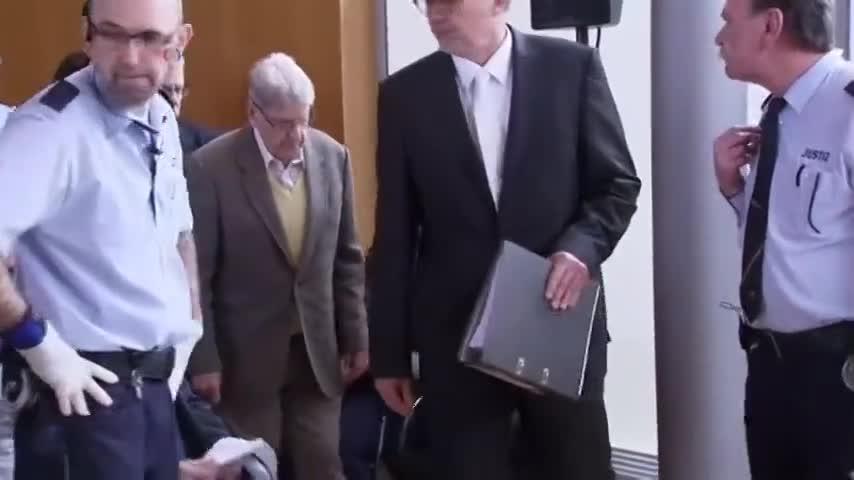В Германии судят бывших нацистов