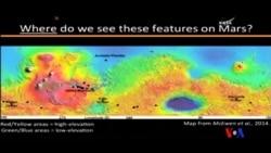 2015-09-29 美國之音視頻新聞: 美國太空總署發現火星上有流水的證據
