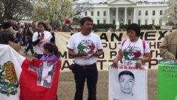 Caravana 43 en la Casa Blanca