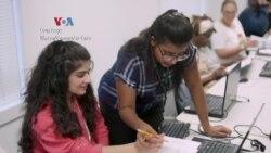 Kelas Komputer Gratis Bagi Imigran di Ibu Kota AS