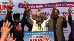 美国宗教团体呼吁移民法改革
