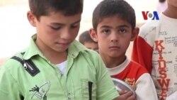 Artan Suriyeli Sığınmacıların Sayısı Yardım Görevlilerini Kaygılandırıyor