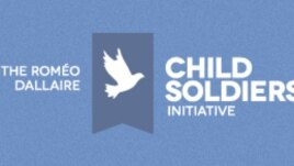 Logo of the Roméo Dallaire Child Soldiers Initiative (Courtesy: Child Soldiers Initiative)
