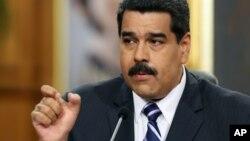La aprobación de Nicolás Maduro sigue en picada en Venezuela.