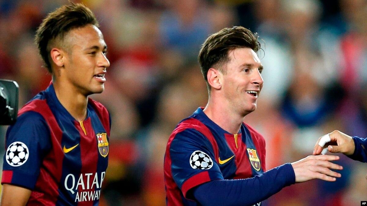 Neymar Ko Messi Waye Gwanin 'Dan Wasa Na Duniya?