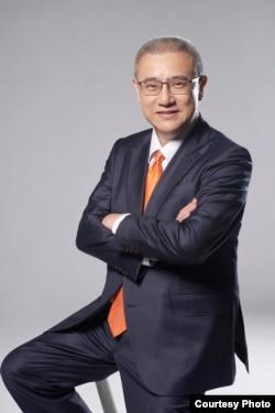 位於台北的藍濤亞洲總裁黃齊元(照片提供: 黃齊元)