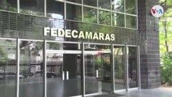 El diálogo entre gobierno y el sector empresarial no convence a Juan Guaidó