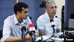"""""""Universal dövrü icmal: Azərbaycanda vəziyyət və gələcək addımlar"""" mövzusunda konfrans"""