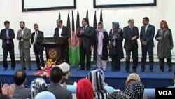 اعضای جدید کمیسیون مستقل انتخابات از میان هفت قوم افغانستان انتخاب شده اند.