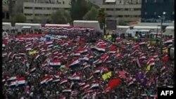 در سالگرد قیام در سوریه، بر شمار تلفات افزوده می شود