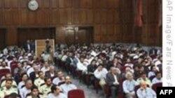 پنجمین دور محاکمه جمعی شهروندان ایران که در پی انتخابات ریاست جمهوری خرداد ماه دستگیر شدند، اخیرا در تهران برگزار شد