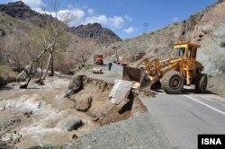 خسارت سیل به جادههای ایران- آرشیو