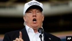 Kandidat presiden Partai Republik Donald Trump akan menyampaikan pidato soal kebijakan imigrasinya hari Rabu (31/8).