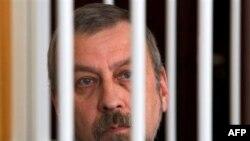 Hoa Kỳ xem ông Andrei Sannikov (hình trên) là tù nhân chính trị