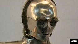 Robot trong Viện bảo tàng lịch sử quốc gia Hoa Kỳ